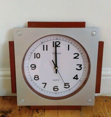 Vintage Time Mark Wall Clock