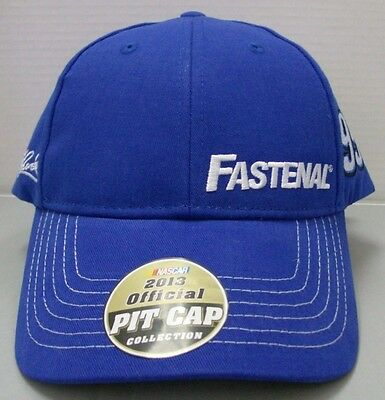 Carl Edwards Fastenal   99 Chase Authentics Pit Cap Free Shipping