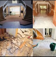 FrankTeam inc, Demolition Service includes Disposal