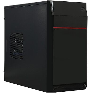 Rosewill SCM-01 Micro ATX Mini Tower Computer Case, Supports Micro-ATX/Mini-ITX
