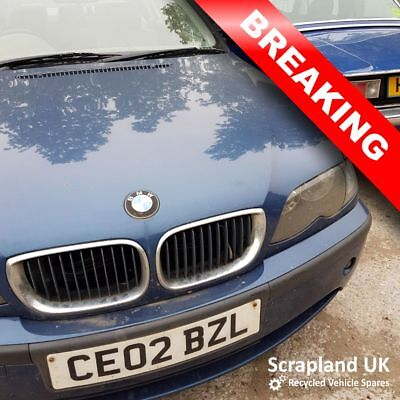 BMW E46 19982006 320D SE   BREAKING   All Parts Available FROM 5