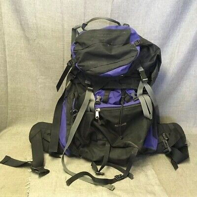 The North Face Renegade Black & Blue Hiking Backpack