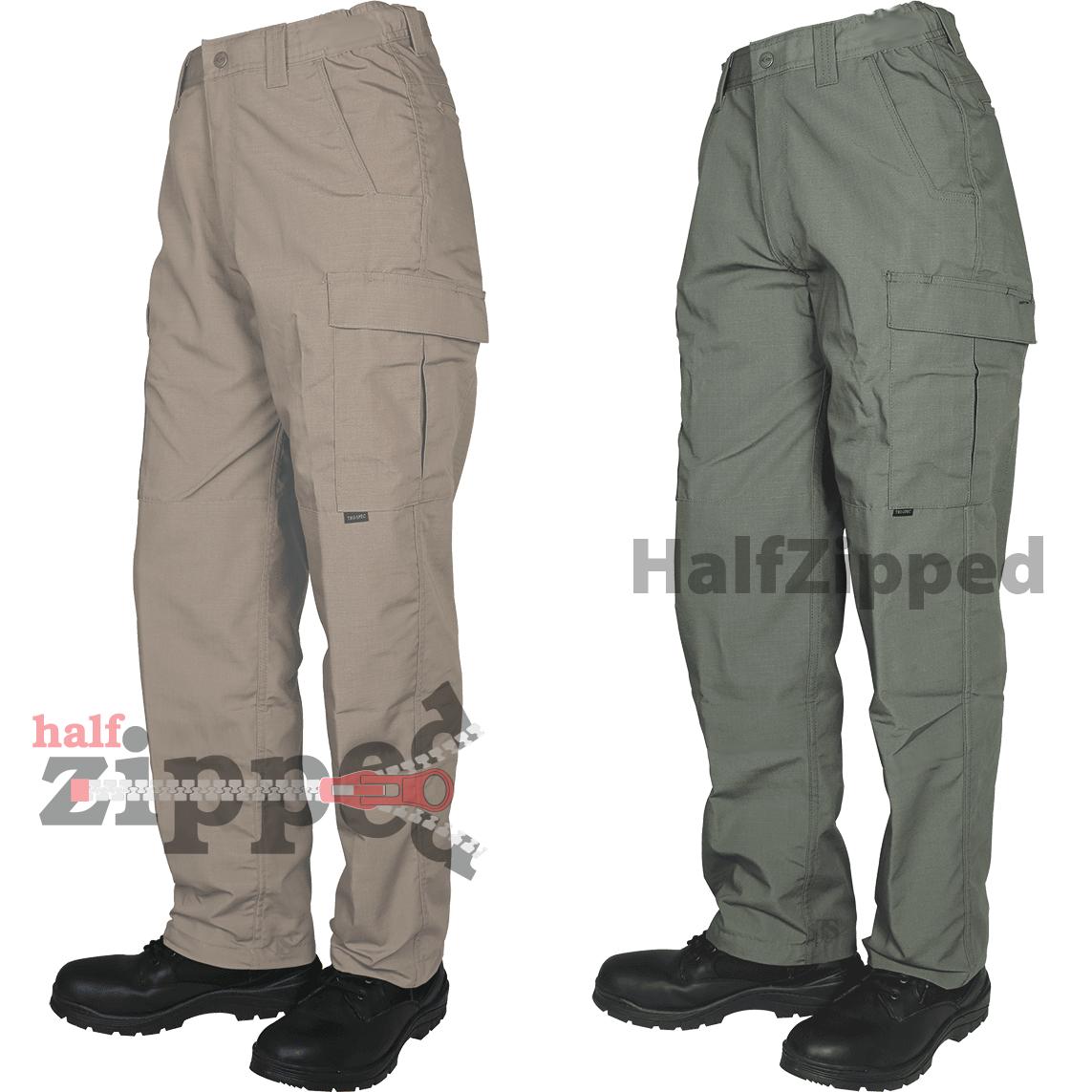 TRU-SPEC 24-7 Men's RANGE TACTICAL PANTS Cargo for Duty Trai