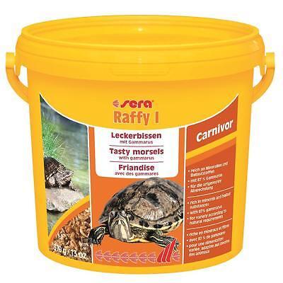 3,8 Liter Eimer sera raffy I Gammarus-Mix - Reptilien + Amphibien (Futtertiere)