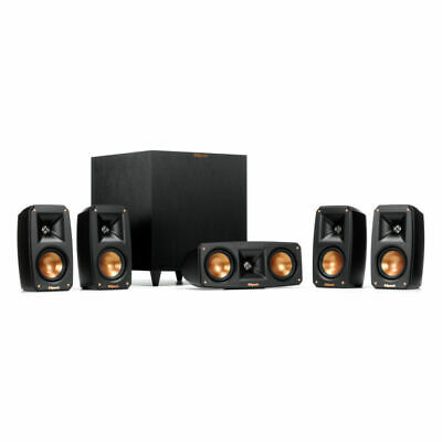 Klipsch Reference Theater Pack 5.1 Home Surround Sound System
