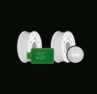 XYZ Da Vinci Filament Tags for XYZ Printers 2 Pack