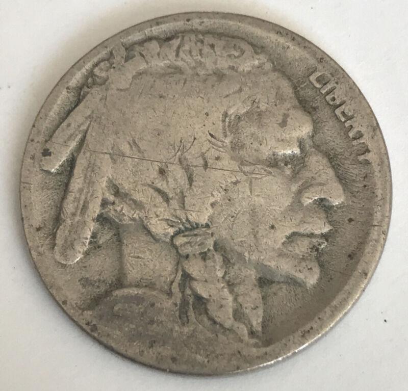 1921-S Buffalo Nickel A.G. CCC#630