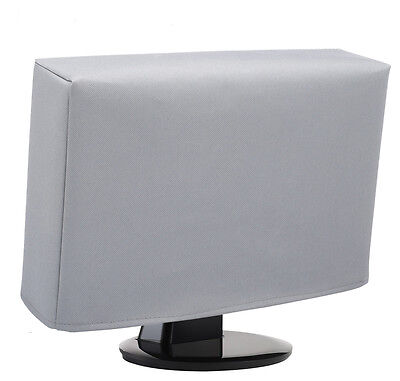 "22"" to 24"" LCD Flat Screen Computer Monitor Dust Cover Protector [600D Nylon]"