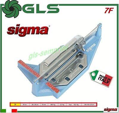TAGLIAPIASTRELLE SIGMA 7F TAGLIA PIASTRELLE SERIE STANDARD CM 37 C/PIANO ME
