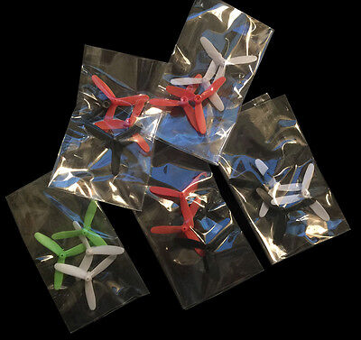 Atom 1.0 Micro drone Propeller Blades (20 TOTAL PIECES)!!!