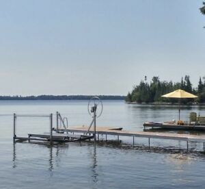 Balsam Lake huge cottage on 2 acres of forest beauty