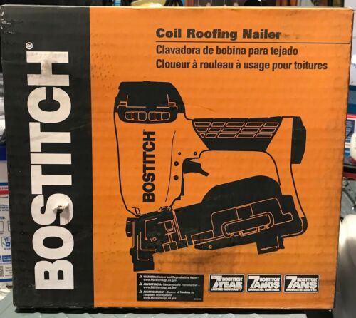 Bostich RN46-1 Coil Roof Nailer. Pneumatic.