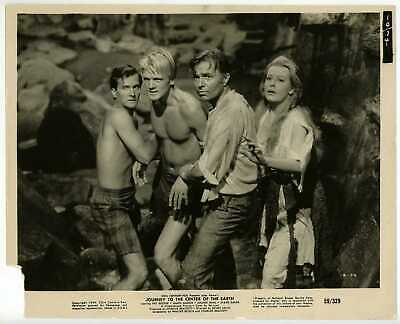 Journey to the Center of the Earth 1959 Original Photo - James Mason Pat