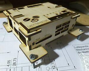 Wooden-enclosure-for-lattepanda-computer-board-DIY-case-timber-VESA-100-adaptor