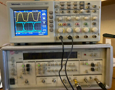 Tektronix Tds 2014 Digital Oscilloscope