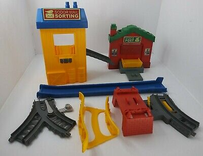Percy Sodor Sorr And Switch Mail Deliver Trackmaster PEICES ONLY INCOMPLETE SET