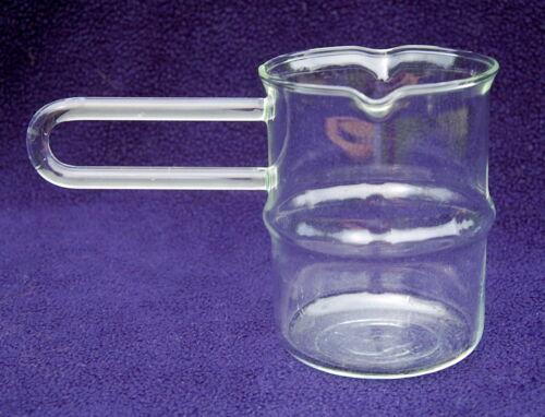 Lab Ware Glass Pint BEAKER w Double Handle