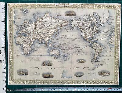 RARE 1770 PA MAP Sinnamahoning Sagamore Tunkhannock Pennsylvania History HUGE