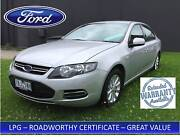 Ford Falcon ***LPG - RWC AND 12 MONTHS WARRANTY *** Bayswater Knox Area Preview