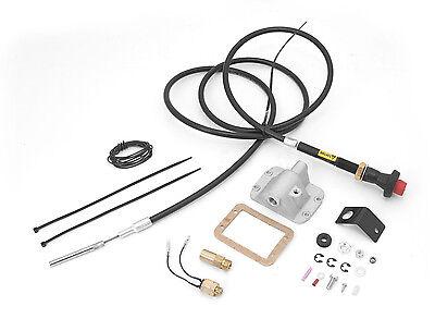 Alloy Usa Axle Cable Lock Kit Front Wrangler Yj Cherokee Xj Dana 30 3 6  Lift