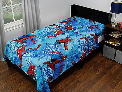 Marvel Spider-man 2 Piece Twin Sheet Set