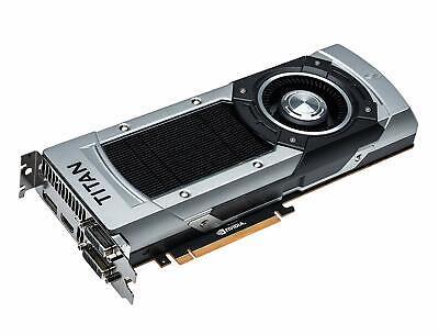 NVIDIA GeForce GTX TITAN BLACK 6GB ZOTAC ZT-70801-10P
