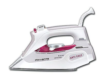 Rowenta DW9150 Master Steam Iron 1750-W Stainless Steel Plate - Made in Germany