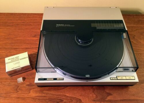 Technics SL-7 Linear Tracking Turntable - Excellent - Restored - NOS Stylus