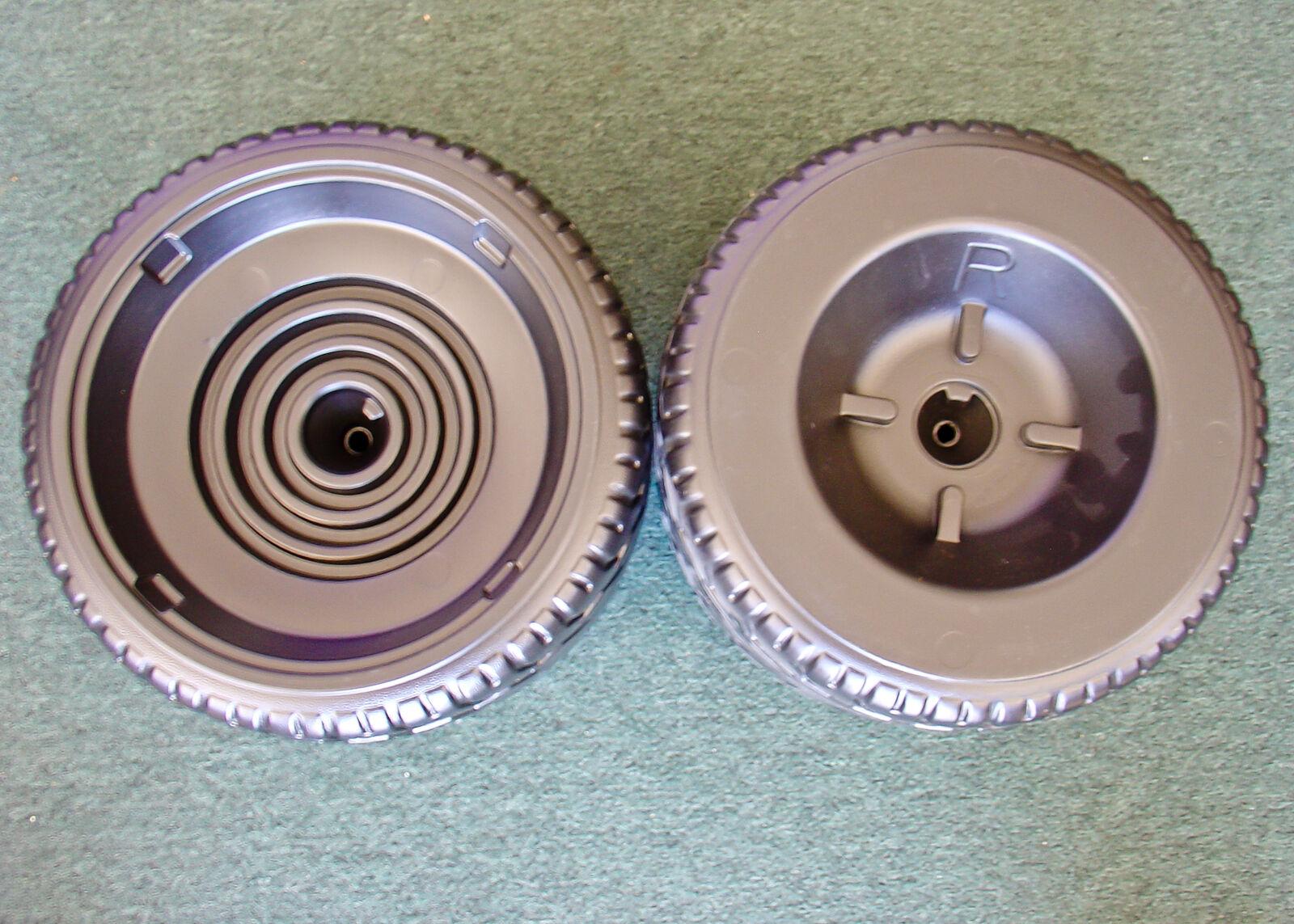 Power Wheels Cadillac Escalade 2 Wheel Set (left & Right Tire)