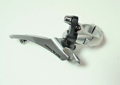 New-Old-Stock Shimano RX100 Second Generation Front Derailleur...28.6 mm Clamp