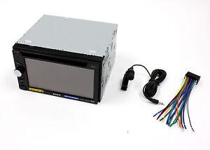 Sony XAV64BT 6.1-Inch Touch Screen Bluetooth AV Receiver