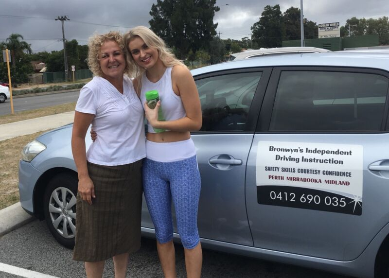 Bronwyn39s Independent Driving Instruction Other Learning