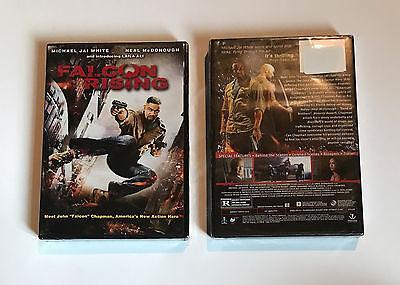 Falcon Rising DVD (2015) New Sealed Michael Jai White Laila Ali Neal McDonough