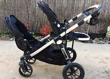 City Select pram with 2 seats. Newtown Geelong City Preview