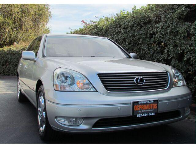 Image 1 of Lexus: LS 4dr Sdn 4.3L…
