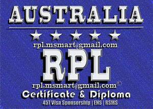 RPL ***AUSTRALIA PROFESSIONALS***  RTO Perth Perth City Area Preview