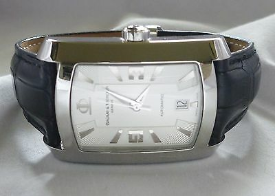 Baume & Mercier Hampton Milleis XL 65447 Swiss Automatic Luxury Watch