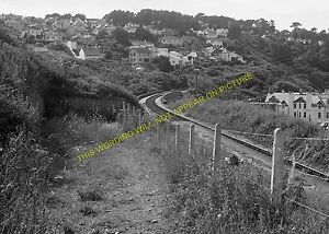 Carbis-Bay-Railway-Station-Photo-St-Ives-Lelant-St-Erth-Line-GWR