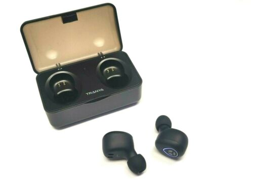 TRANYA  T1  True Wireless Earbuds Built-in Microphone