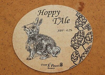 Beer Pump Collectables: Hoppy T'Ale: