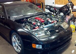 91 300zx twin turbo.