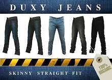 Men's Stretchable Denim Skinny fit Jeans, Duxy