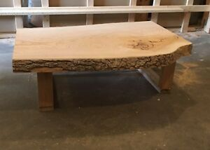 LIVE EDGE SLABS AND TABLES