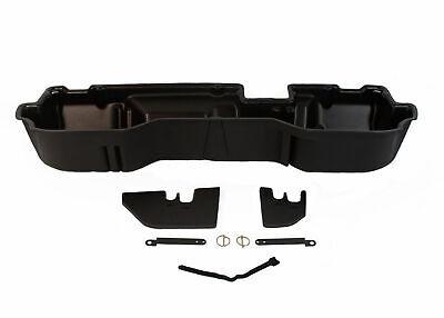 DU-HA Black Underseat Storage Case 19-20 for Ram 1500 CREW CAB New body style