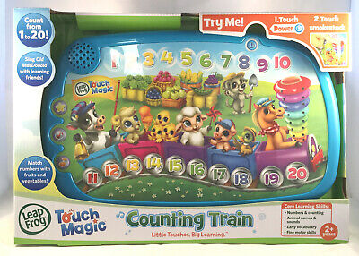 LeapFrog Touch: Magic Counting Train (New)