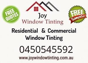 Joy Window Tinting Armadale Armadale Area Preview