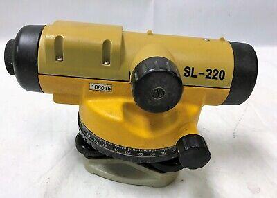 Schneider Sl-220 Survey Transit Level