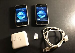 Apple iPhone 1st Gen Package - 4gb, 8gb, SIM Card...