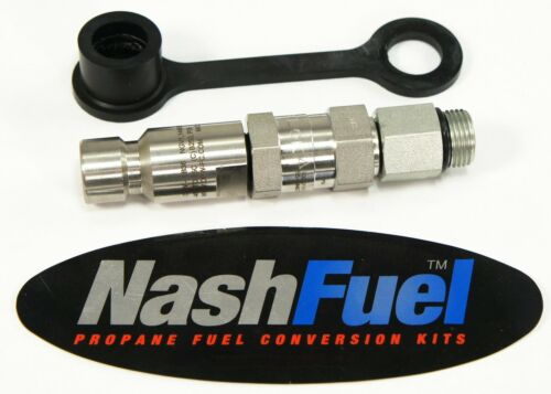 """NGV1 X 1/2"""" MALE O-RING 3600 PSI CNG QUICK CONNECT FAST FILL NOZZLE OPW LB36 OPW"""