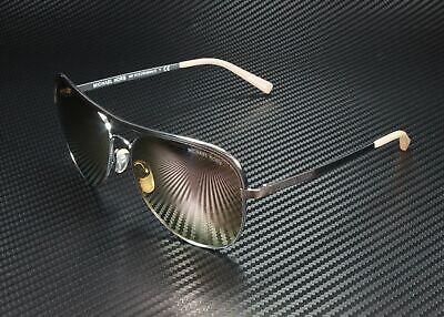 MICHAEL KORS MK1012 11535A Vivianna I Silver Liq Rose Gd 58mm Women's Sunglasses
